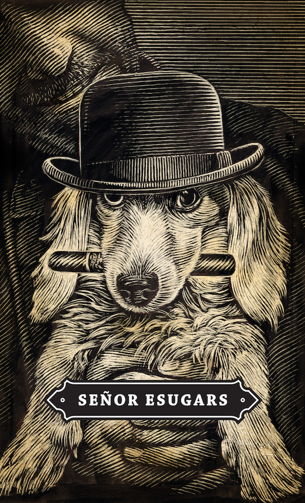 senor esugars from cornelius and anthony cigars