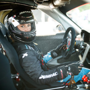 sara price hoonigan race inside