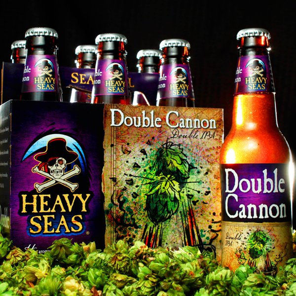 Heavy Seas' Double Cannon