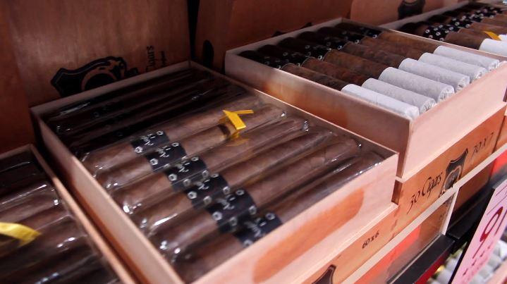 asylum cigars at ipcpr 13
