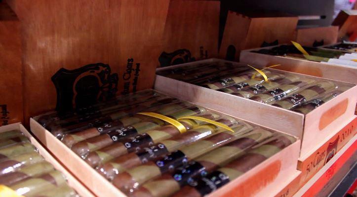 asylum cigars at ipcpr the ogre