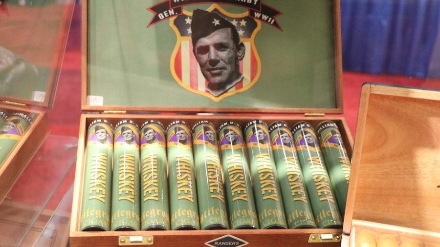 battleground cigars box