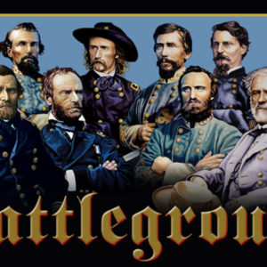battleground cigars artwork