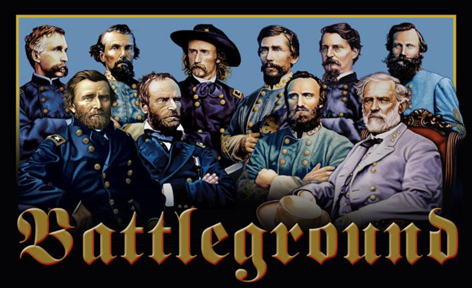 battleground cigars artwork