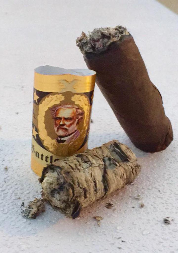 battleground cigars ash