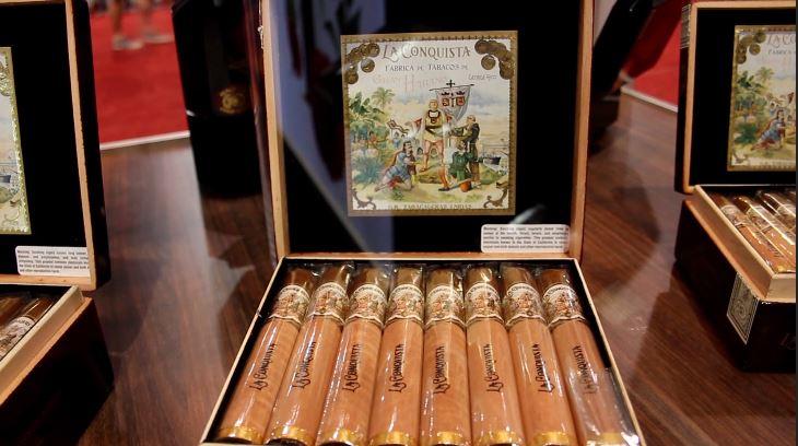 la conquista cigar by gran habano