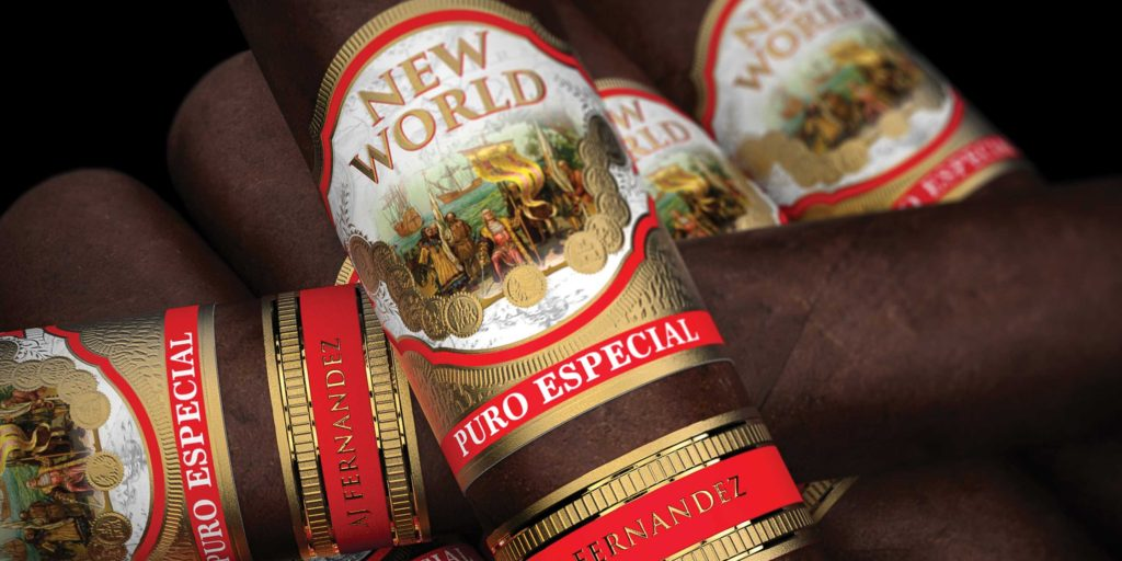 AJ fernandez new world cigar