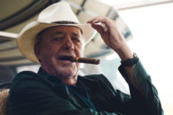 bobby bare smoking a cigar