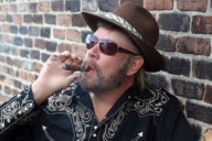 hank williams jr smoking