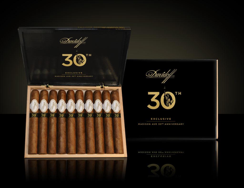 Davidoff Madison Avenue 30th Anniversary cigar