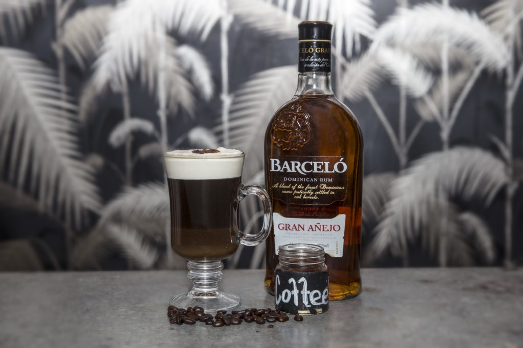 Ron Barcelo Pumpkin Spiced Dominican Coffee