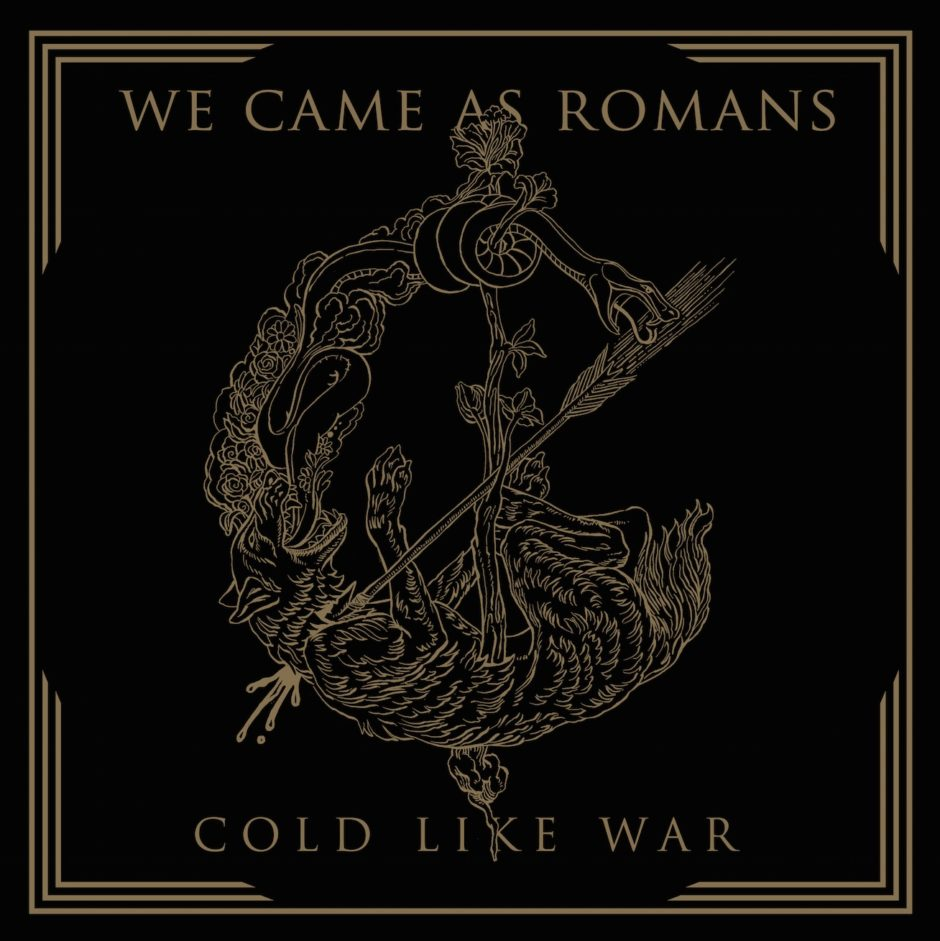 cold like war wcar album cover