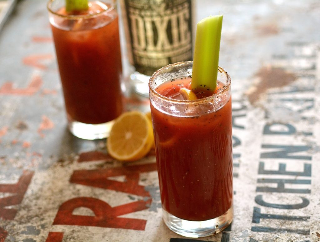 chili mary halloween drink dixie vodka