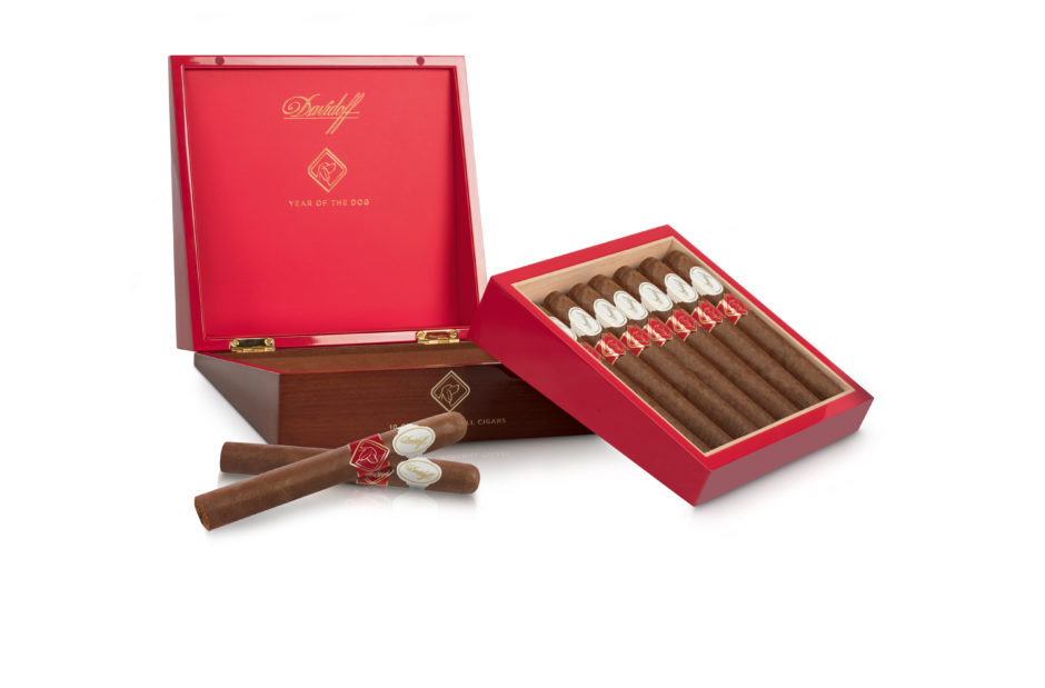 davidoff cigars yod box and cigars