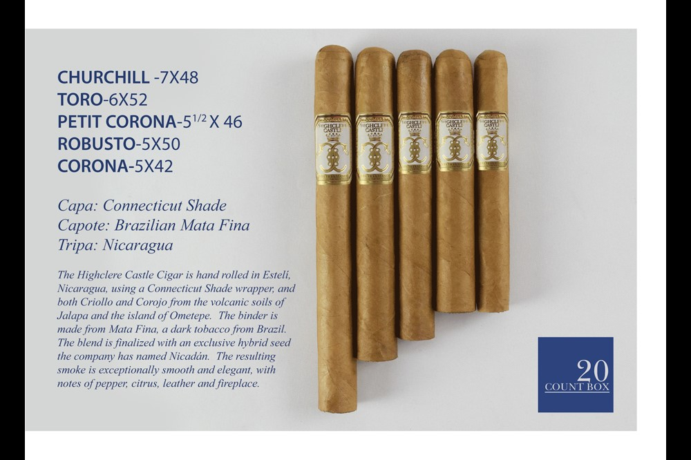 foundation cigars highclere