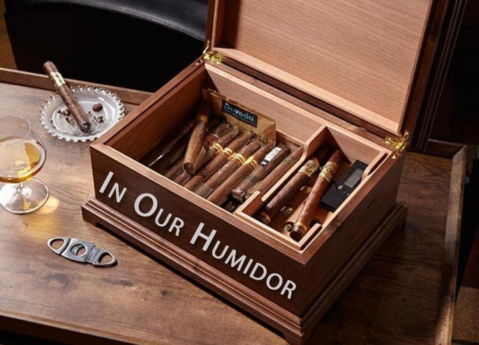 in our humidor