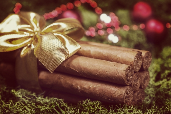 christmas cigars