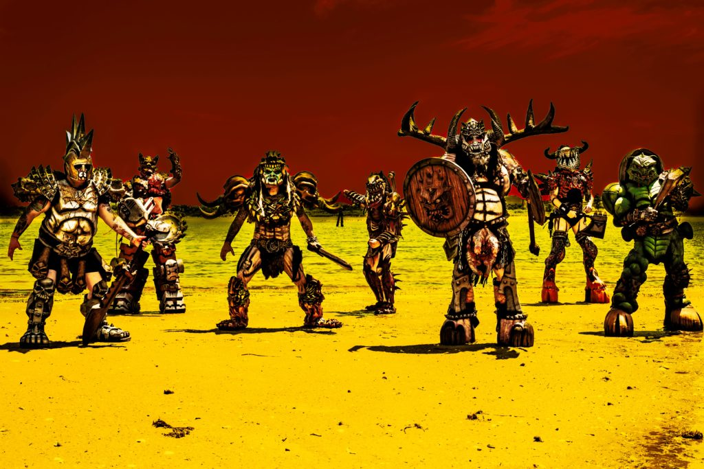 gwar band picture 2