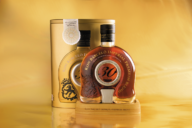 ron barcelo imperial blend rum gift