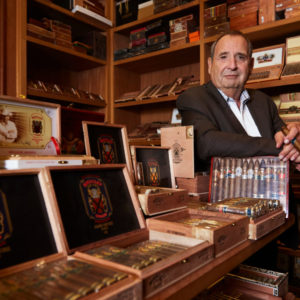 Al Micallef - cigar shop