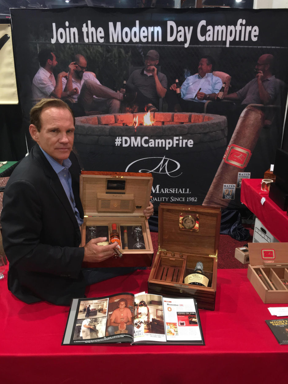 Daniel Marshall Original and Current Humidors