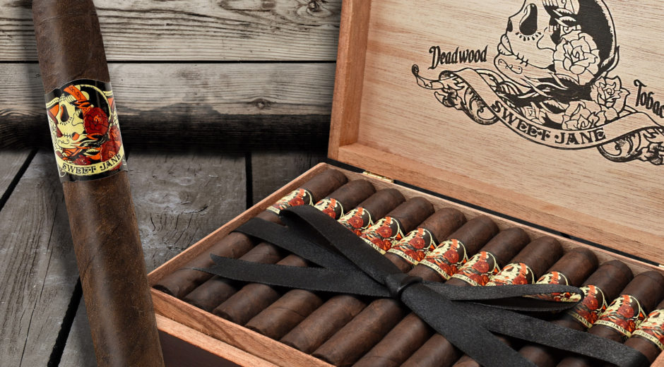 in our humidor Deadwood Sweet Jane