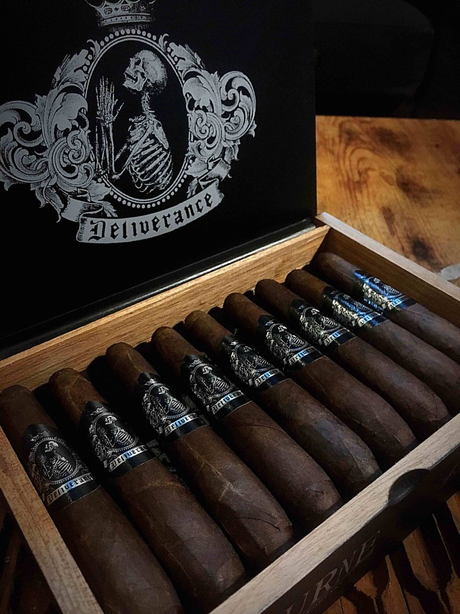 Deliverance Nocturne black label cigars