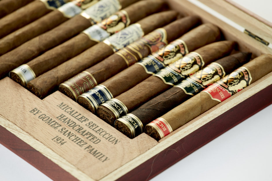 Micallef Cigars-all