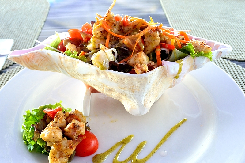 best of caribbean anguilla food courtesy of tranquil villa