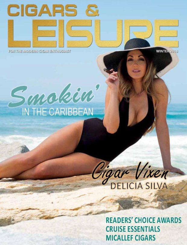 Winter 18 Cover Cigar Vixen