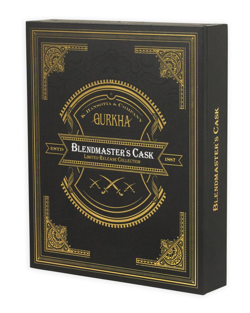 gurkha blendmaster case