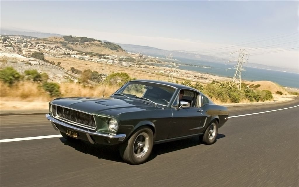 movie cars bullitt
