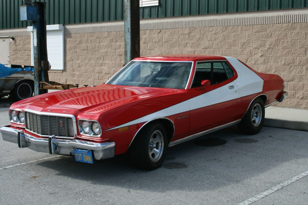 starsky movie cars