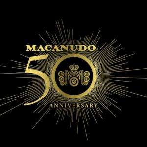 Macanudo 50th Logo