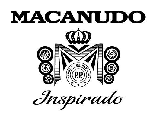 Macanudo Inspirado red logo
