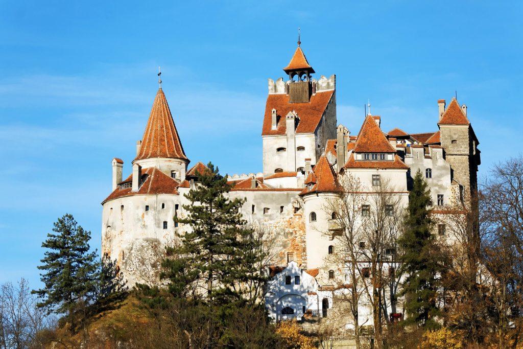 dracula bran castle romania