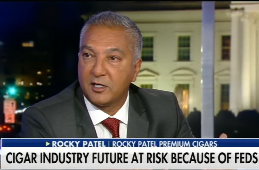 rocky patel interview fox news