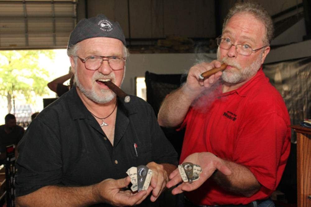Hutch and Chuck