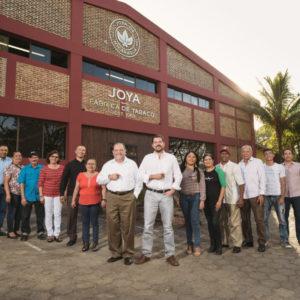 joya de nicaragua team factory