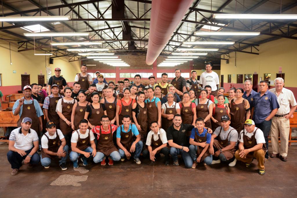joya de nicaragua team