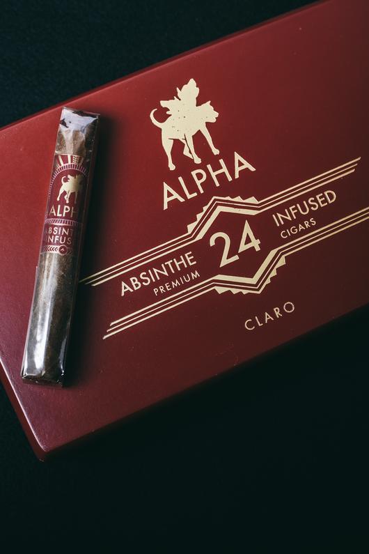 alpha cigar absinthe 2