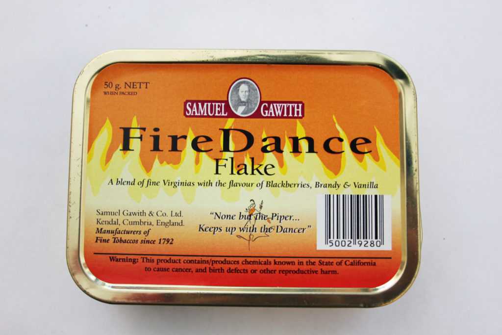 firedance tobacco Confessions of a newbie pipe smoker