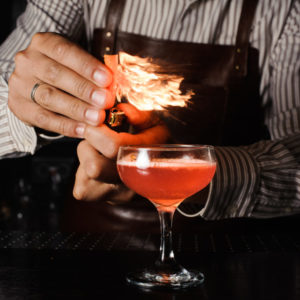 flaming 69er weird drinks