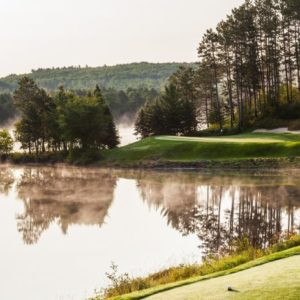 giants ridge golf pond