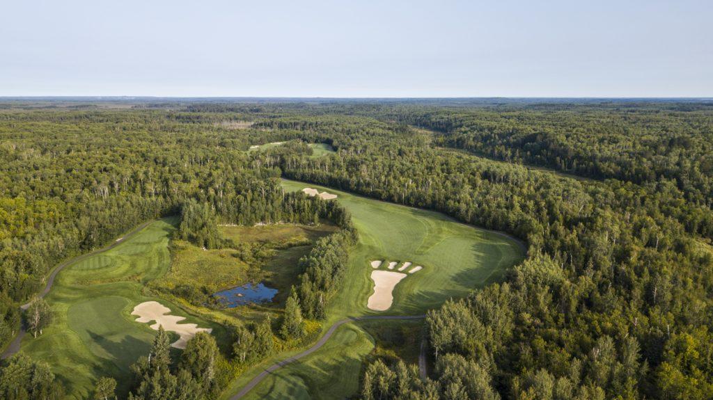 Giants Ridge Golf overview