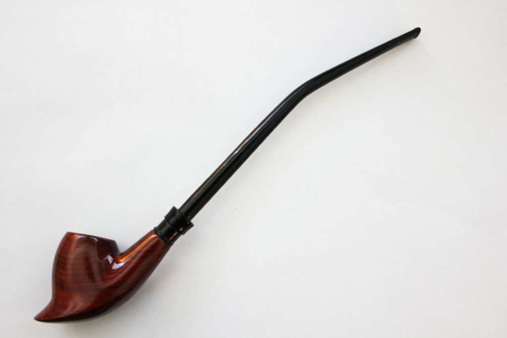 long stem pipe Confessions of a newbie pipe smoker