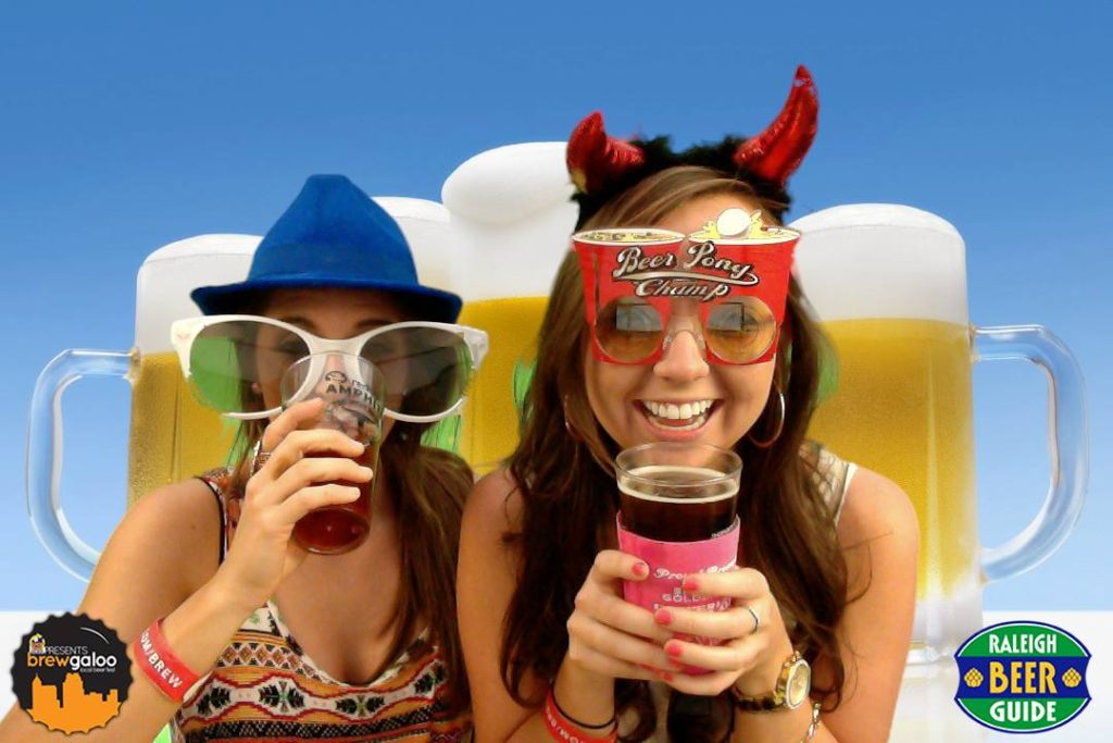 Brewgaloo photobooth