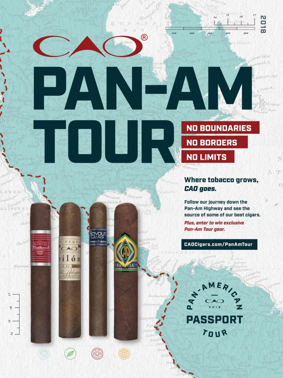 CAO pan-am tour