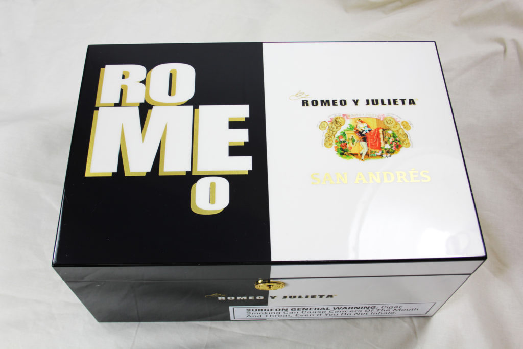 summer of giveaways altadis romeo san andres humidor 2