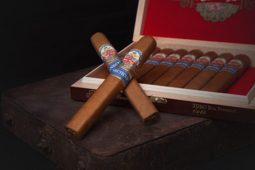 4 cigars coming soon Karen berger connecticut